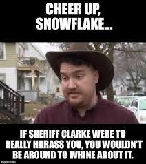 Milwaukee Meme - sheriff clarke regrets that he cannot milwaukee county