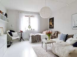 One Bedroom Apartment Living Room Ideas 10 Efficiency Apartments That Stand Out For All The Good Reasons