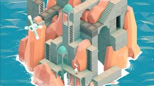 release trailer monument valley game out now monument valley