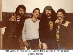 Don Barnes 38 Special Michael David Aronov With Bands Like Quiet Riot 38 Special The
