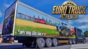 volvo vnl 780 blue truck farming simulator 2017 2015 15 17 home gamemoding com