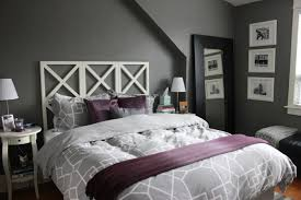 peindre une chambre en gris et blanc idee deco chambre gris blanc grise noir et peinture photos