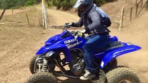 2005 yamaha raptor 660 youtube