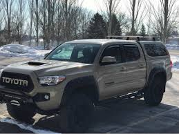 toyota truck shell toyota tacoma cer shell 2018 2019 car release and reviews