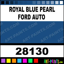 royal blue pearl ford auto model master metal paints and metallic