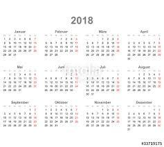 Kalender 2018 Free Kalender Quer 2018 Stockfotos Und Lizenzfreie Vektoren Auf