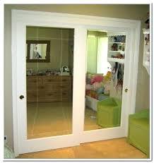 Closet Door Replacement Sliding Mirror Closet Doors Photo Closet Door Sliding Mirror