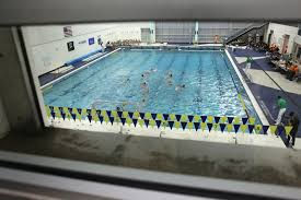 images from huron and pioneer u0027s clash in the water polo state finals