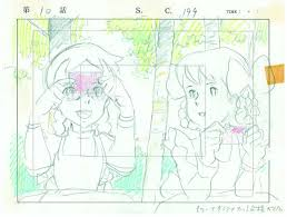 never before seen miyazaki sketches from world masterpiece theater