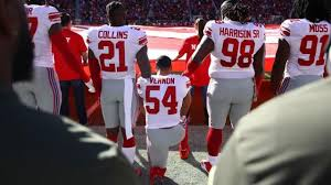 unthankful nfl player continues disrespectful national anthem