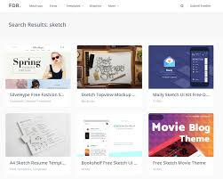 best sites to find free sketch resources