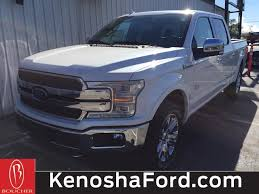 new 2018 ford f 150 king ranch truck in the milwaukee area