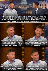 Ricky Martin Meme - the daily show ricky martin discusses his struggle with facebook