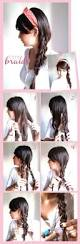 144 best tween hair images on pinterest hairstyles braids and