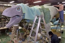 fossil reveal color dinosaur atlantic
