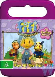 fifi flowertots fun fair dvd warehouse
