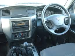 nissan patrol 2016 platinum interior nissan patrol station wagon 1998 2009 features equipment and