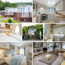 Luxury Caravans Visit The Trossachs And Loch Lomond Lomond Woods Holiday Park