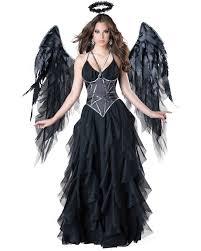 Halo Elite Halloween Costume Elite Dark Angel Womens Costume Wings Costumes