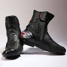 cheap motorcycle racing boots popular motorcycle boots protection buy cheap motorcycle boots