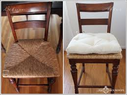 Armchair Cushion Covers Diningoom Mesmerizing Seat Cushions Chair Pads Wooden Chairs Model