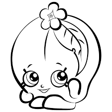shopkins season 3 coloring pages getcoloringpages
