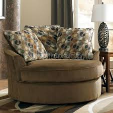 Swivel Chairs Living Room Furniture Extraordinary Great Swivel Accent Chair With Arms Kirkwood Redwood