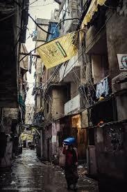 Hezbollah Flag Beirut Photography M1key Michal Huniewicz