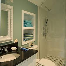 bathroom alcove ideas the toilet storage chrome knobs from restoration hardware