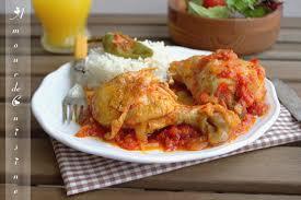 cuisine recettes faciles poulet basquaise recette facile amour de cuisine