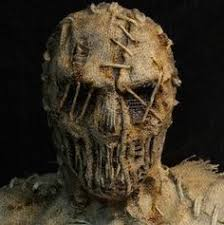 scarecrow mask grim stitch factory scarecrow masks are literally wearable