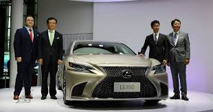 2012 lexus gs250 malaysia lexus ls 350 introduced in china with 3 5 litre na v6