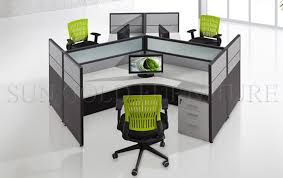 desk for 3 people 2016 new style curved office workstations for 3 people desk sz
