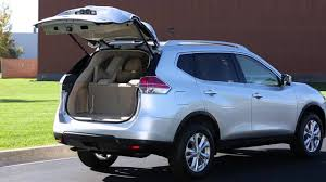 nissan rogue quarter panel 2016 nissan rogue power liftgate if so equipped youtube