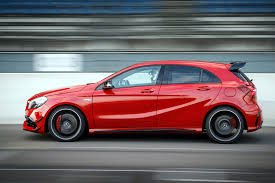 mercedes a 45 amg 4matic drive 2016 mercedes 45 amg 4matic review by henny hemmes