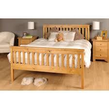 Single Wood Bed Frame Atlantis Bed Frame