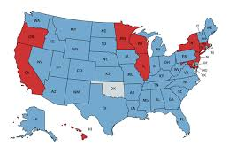 pa carry permit reciprocity map oklahoma state bureau of investigation reciprocity
