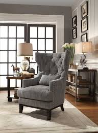 Wingback Accent Chair Best 25 Upholstered Accent Chairs Ideas On Pinterest Cream Home
