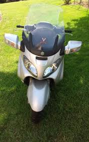 2005 suzuki burgman 650 motorcycles for sale