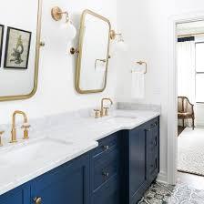 White And Blue Bathroom Ideas by Best 25 Gold Bathroom Ideas On Pinterest Herringbone Grey And