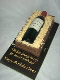 wine birthday wine birthday cake cakecentral com