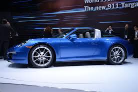 jeep renegade targa top 2014 porsche 911 targa first look motor trend