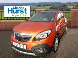 vauxhall orange vauxhall mokka se cdti orange 2016 03 21 in newtownabbey