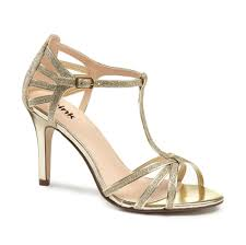 paradox london pink phoebe t bar strappy heeled sandals house of