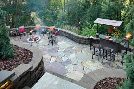 Steep Sloped Backyard Ideas by Landscaping Transforms Steep Slope In Apple Valley Mn Southview