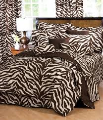 Zebra Home Decorations Elegant Living Room Interior With Cushions And Ottoman Zebra Room