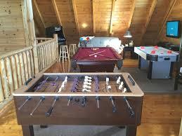 resort cabin indoor outdoor pool game room vrbo