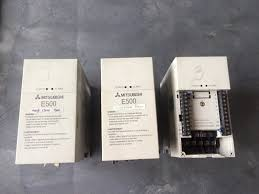 mitsubishi e500 fr e520 0 7k na inverter drive 1 hp 5 amp 240vac