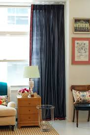 How To Use Buckram In Curtains How To Make Easy U0026 Stylish Pinch Pleats For Your Drapes Kirtsy