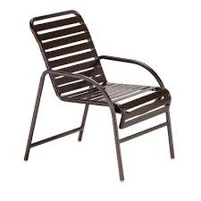 Stackable Patio Chairs Stackable Outdoor Lounge Chairs Patio Chairs The Home Depot